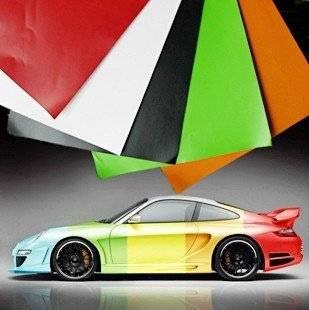 Zmena farby auta