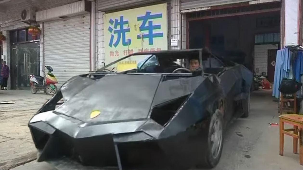 Čínske Lamborghini